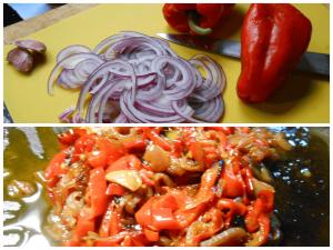 Red Pepper Stew