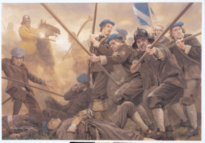 Battle of Dunbar by Graham Turner