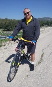 Cycling Via Verde Cabra to Lucena