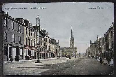 Montrose High Street & Steeple