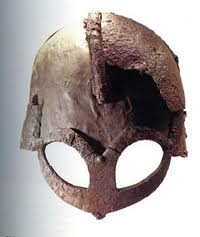 Viking Helmet From Ringerike