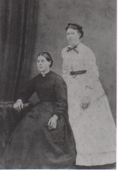 Jane Younie and sister