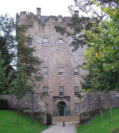 Alloa Tower in 2006 originally built in 1300s.