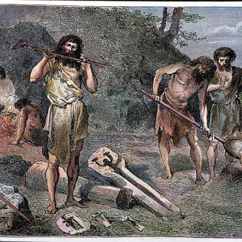 Bronze Age (2300BC)