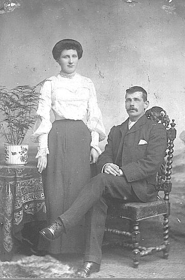 Joseph & Margaret (Maggie)