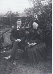 2nd great-uncle. Philip Morrison and Jane Younie