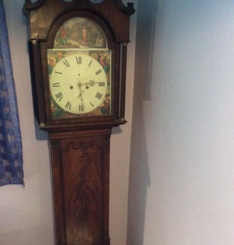 The Morrison Clock