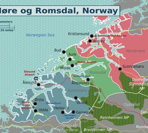 Raumsdal now Romsdal