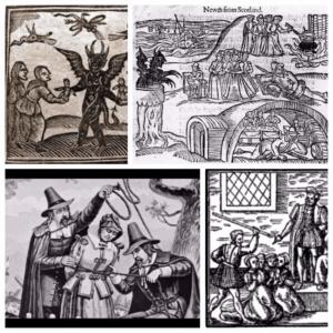 The North Berwick witch trials