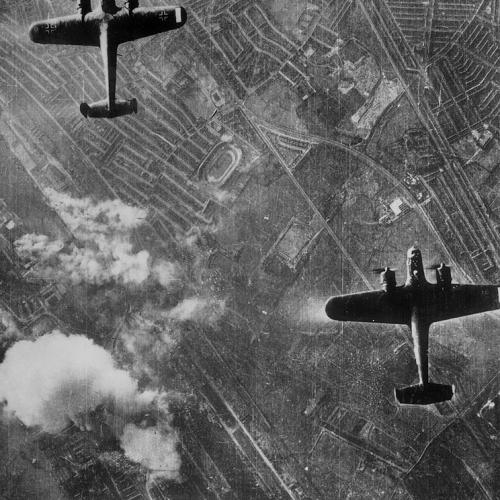German bombers